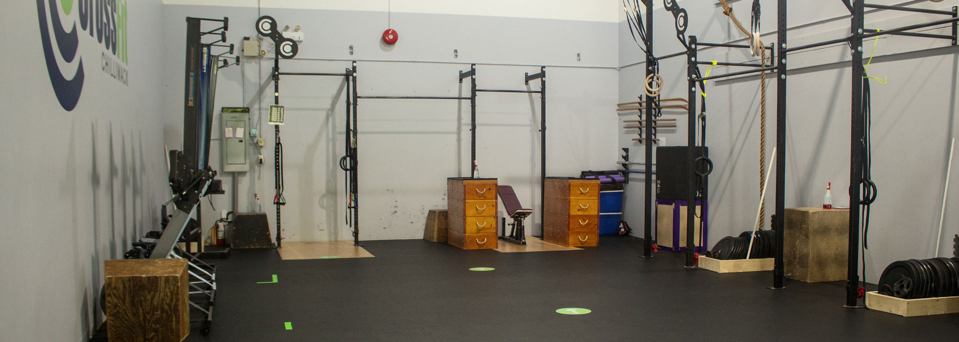 Check Out Our Gym Near Garrison Crossing, Canada