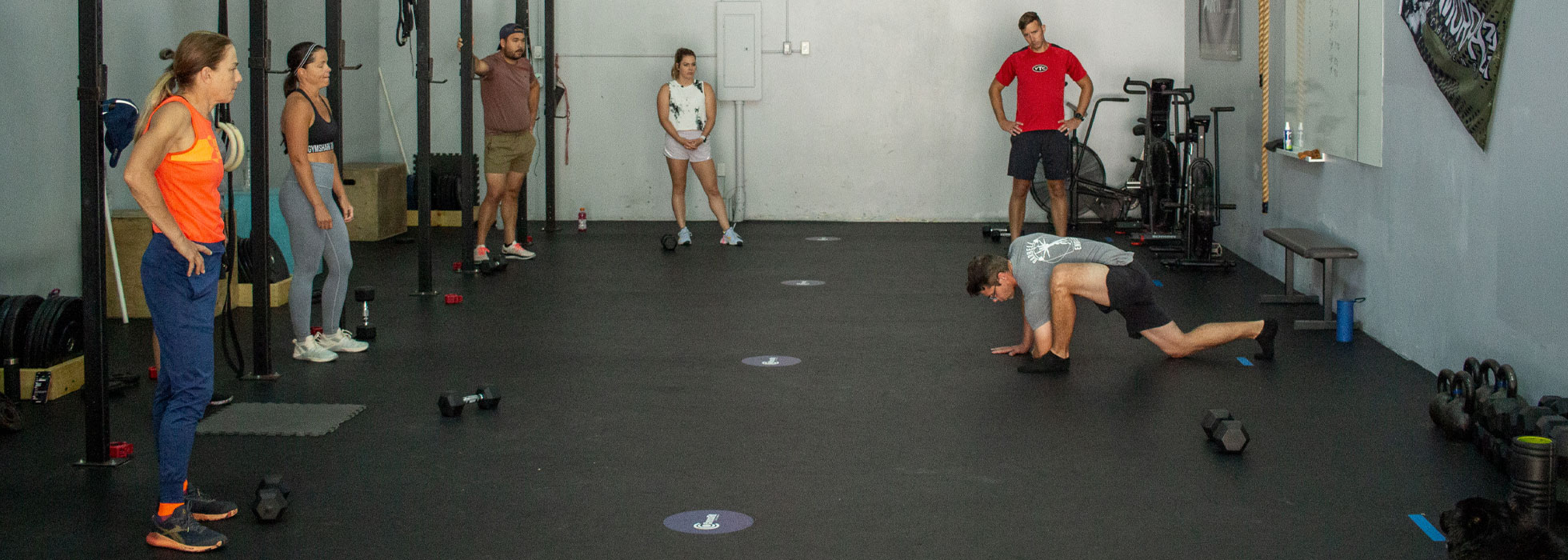 CrossFit Group Fitness Classes Near Me In Chilliwack